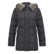 Buy Jigsaw Wadded Hooded Coat Online at johnlewis.com