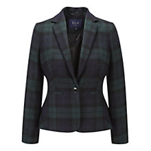 Buy Viyella Poison Ivy Ella Archive Jacket, Emerald Online at johnlewis.com