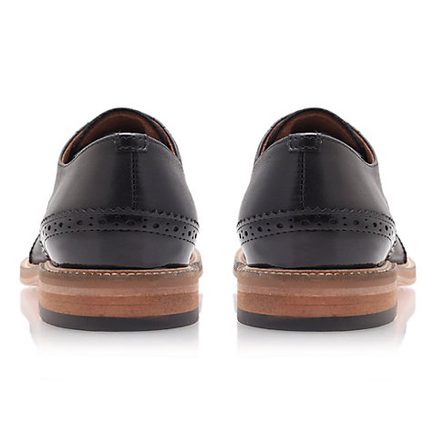 Buy KG by Kurt Geiger Verdy Leather Brogues Online at johnlewis.com