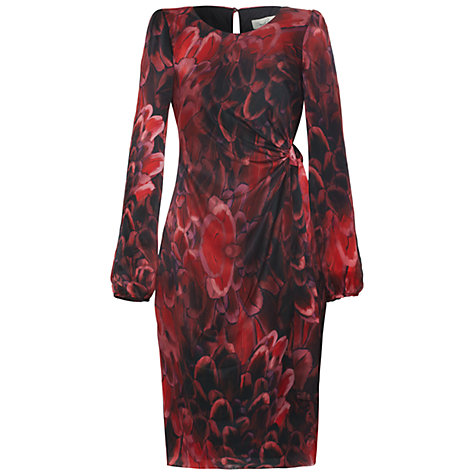 Buy Damsel in a dress Jasmin Rose Dress, Red Online at johnlewis.com
