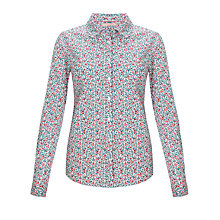 Buy John Lewis Ingrid Floral Print Shirt Online at johnlewis.com