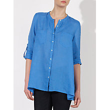 Buy John Lewis Capsule Collection Linen Shirt Online at johnlewis.com