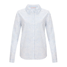 Buy John Lewis Archive Paisley Shirt, Blue Online at johnlewis.com