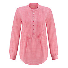 Buy John Lewis Pintuck Shirt Online at johnlewis.com
