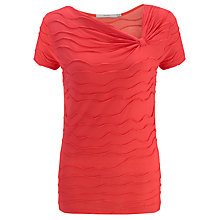 Buy John Lewis Capsule Collection Asymmetrical Textured Top Online at johnlewis.com