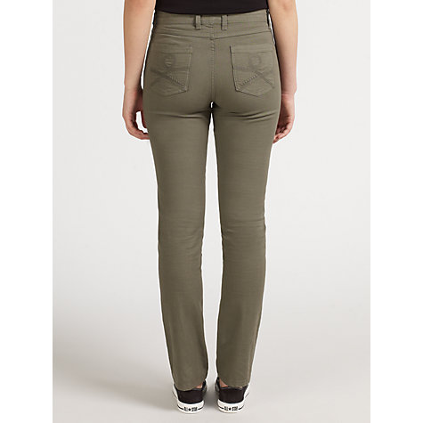 Buy John Lewis Twill Slim Leg Jeans Online at johnlewis.com