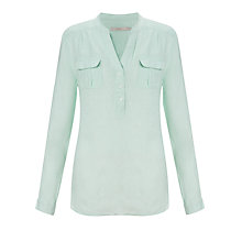 Buy John Lewis Linen Safari Tunic Online at johnlewis.com