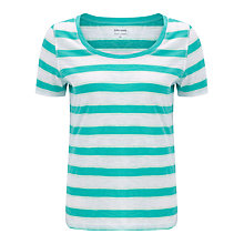Buy John Lewis Stripe Slub T-Shirt Online at johnlewis.com