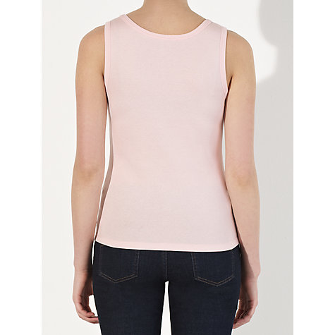 Buy John Lewis Basic Tank Top Online at johnlewis.com