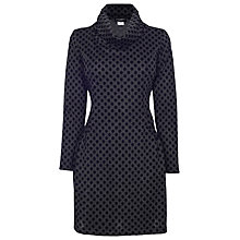 Buy James Lakeland Cowl Bicolour Dots Dress Online at johnlewis.com