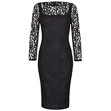 Buy Damsel in a dress Dolce Vita Dress, Black Online at johnlewis.com