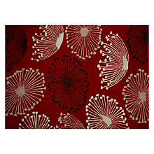 Buy Sanderson Dandelion Rug, Red Online at johnlewis.com