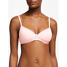 Buy John Lewis Megan Ribbon Detail Bra Online at johnlewis.com