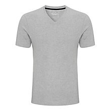 Buy John Lewis Organic V-Neck T-Shirt Online at johnlewis.com