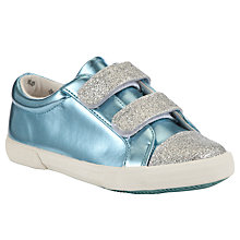 Buy John Lewis Leah Glitter Trainers Online at johnlewis.com
