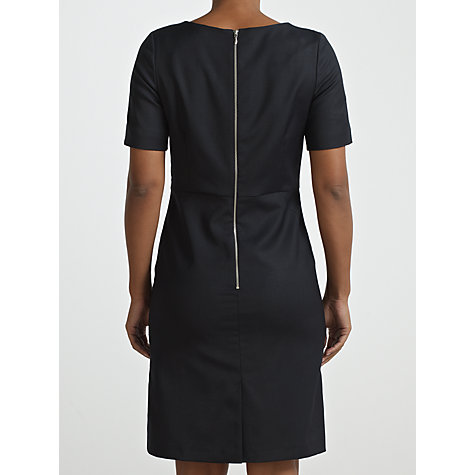 Buy COLLECTION by John Lewis Sadie Wool Dress, Navy Online at johnlewis.com