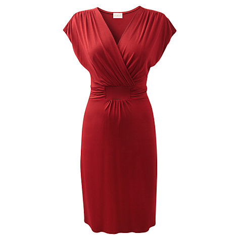 Buy East Band Detail Jersey Dress Online at johnlewis.com