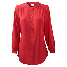 Buy East Nehru Long Shirt, Lipstick Online at johnlewis.com