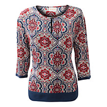 Buy East Parisa Blouse, Multi Online at johnlewis.com