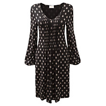 Buy East Tree Booti Dress, Black Online at johnlewis.com
