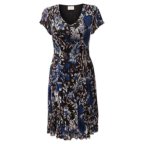 Buy East Corinna Dress, Black Online at johnlewis.com