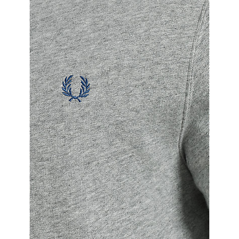 Buy Fred Perry Hooded Zip-Up Cardigan Online at johnlewis.com