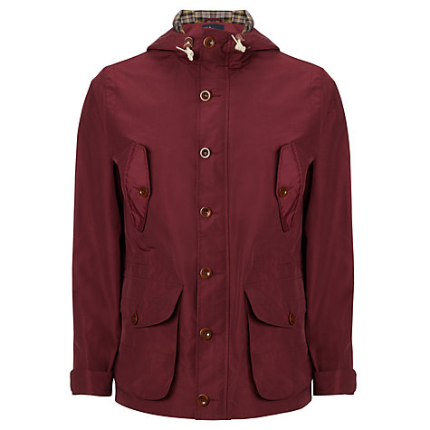 Buy Fred Perry Parka Jacket, Port Online at johnlewis.com