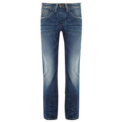 Buy Pepe Jeans Cash Slim Leg Jeans Online at johnlewis.com