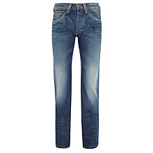 Buy Pepe Jeans Kingston Straight Leg Jeans Online at johnlewis.com