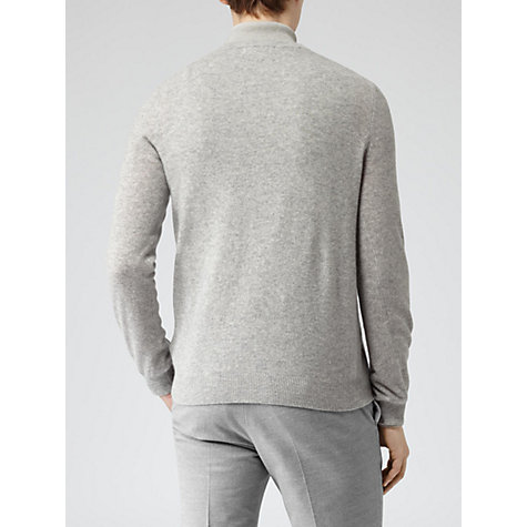 Buy Reiss Harp V-Neck Cashmere Jumper Online at johnlewis.com