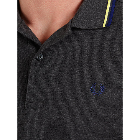 Buy Fred Perry Twin Tipped Polo Top Online at johnlewis.com