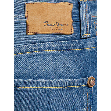 Buy Pepe Jeans Kingston Straight Jeans Online at johnlewis.com
