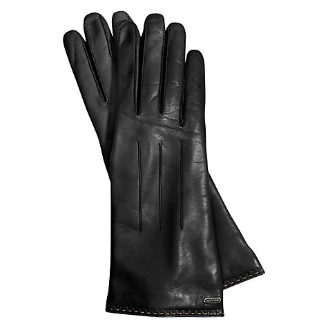 Buy Coach Basic Gloves Online at johnlewis.com