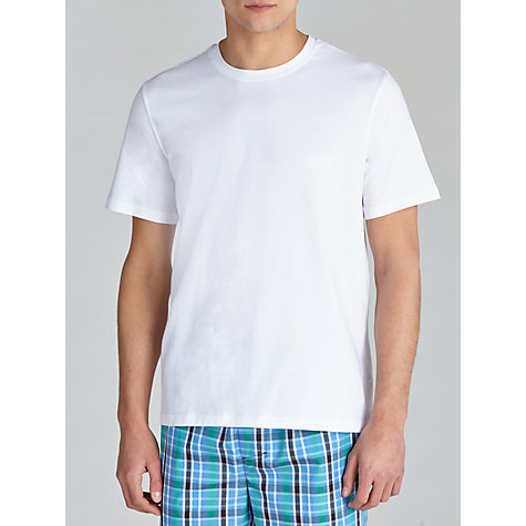 Buy BOSS Crew Neck T-Shirt Online at johnlewis.com