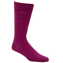 Buy BOSS Plain Socks Online at johnlewis.com