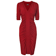 Buy Phase Eight Adora Jersey Dress, Ruby Online at johnlewis.com