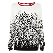 Buy Warehouse Graduated Animal Jumper, Multi Online at johnlewis.com