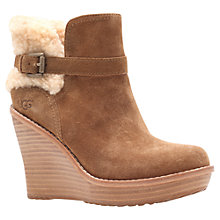 Buy UGG Anais Ankle Boots Online at johnlewis.com