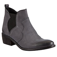 Buy Collection WEEKEND by John Lewis Boston Ankle Boots, Black Online at johnlewis.com