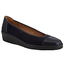 Buy Gabor Petunia Ballerina Wedge Pumps Online at johnlewis.com