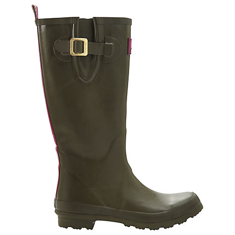 Buy Joules Field Rubber Wellington Boots Online at johnlewis.com
