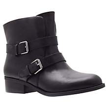 Buy Nine West Pippy Ankle Boots, Black Online at johnlewis.com