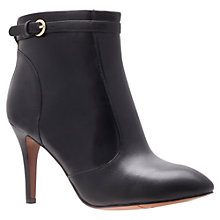 Buy Nine West Mainstay Ankle Boots, Black Online at johnlewis.com