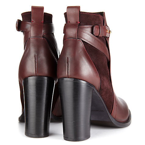 Buy Whistles Canter High Jodphur Ankle Boots Online at johnlewis.com