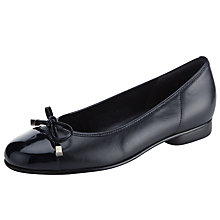 Buy Gabor Bunty Ballet Pumps Online at johnlewis.com