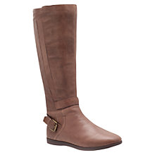 Buy Nine West Toxicatn Knee Boots, Taupe Online at johnlewis.com