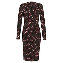 Buy allegra by Allegra Hicks Annabelle Dress, Magic Eye Black Online at johnlewis.com
