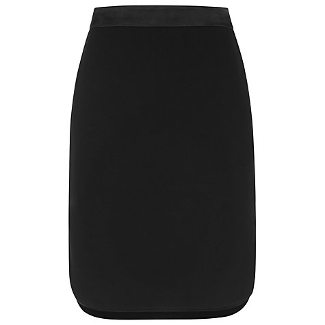 Buy Reiss Tilly Satin Skirt Online at johnlewis.com