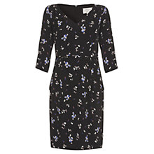 Buy allegra by Allegra Hicks Peyton Dress, Wendy Ditsy Black Online at johnlewis.com