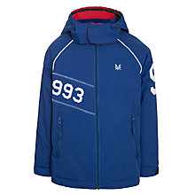 Buy Crew Clothing Boys' Willis Technical Jacket, Blue Online at johnlewis.com